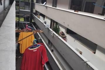 4th Floor Flat Permas Jaya
