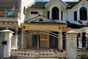 Bandar Seri Alam Double Storey Terrace House Unblock Unit