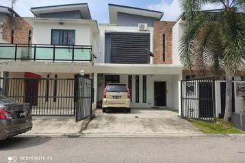 Double Storey  Terrace