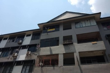 FOR RENT :APARTMENT AT STULANG LAUT @ JOHOR BAHRU