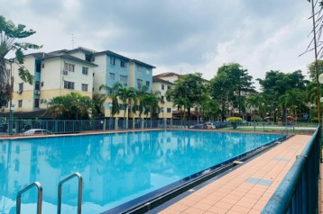 FOR RENT SRI INTAN APARTMENT SERI ALAM , MASAI