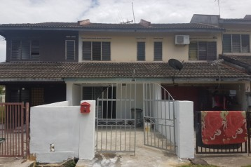 Kota Masai Medium Cost Double Storey