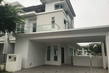 Senibong Cove Semi Detached