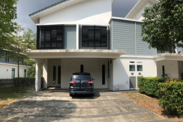 Senibong Cove,2 sty semi Detached