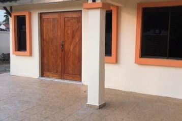 Single Storey Corner Permas Jaya