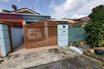 Single Storey Terrace Permas Jaya