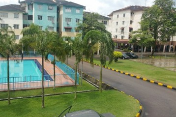 Sri Intan Apartment Sri Alam Masai (Partially Furnished)