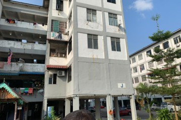 Taman Lima kedai LOW COST FLAT FOR SALE