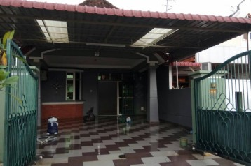 Tmn Rinting Masai Single Storey Terrace House For Sale