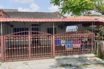 TMN UNGKU TUN AMINAH,JALAN PERWIRA-SINGLE  STOREY INTERMEDIATE